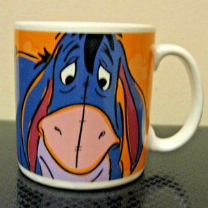 Disney Eeyore Ceramic Coffee Mug